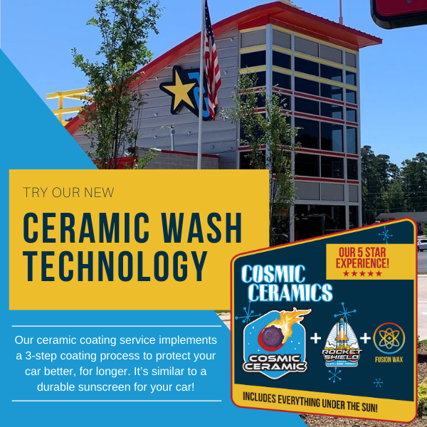 ceramic coating wash